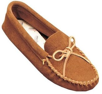 Minnetonka Men's Leather Laced Softsole Moccasins