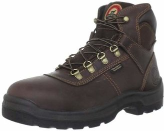 "Irish Setter Men's Ely Waterproof 6"" Steel Toe Work Boot"