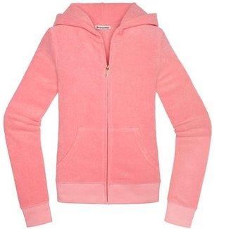 Juicy Couture Original Jacket In Choose Juicy Terry