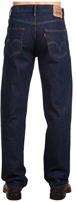 Levi's(r) Mens 550tm Relaxed Fit (Rinse) Men's Jeans