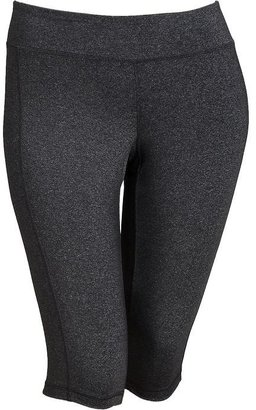 Old Navy Women's Plus Active by Compression Capris
