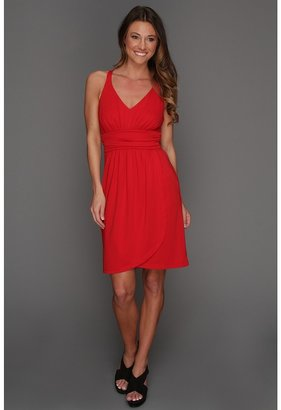 Susana Monaco Josette Dress (Pepper) - Apparel