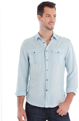 GUESS Walker Linen Shirt