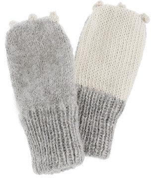 Oeuf baby animal mittens