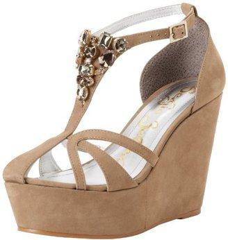 Sergio Zelcer Women's Bessie Wedge Sandal