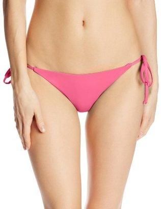 Roxy Juniors Fun and Flirty Mini Tie Side Bikini Bottom