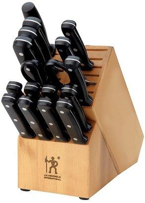 Zwilling J.A. Henckels J.A. Fine Edge Pro 18-Piece Cutlery Set