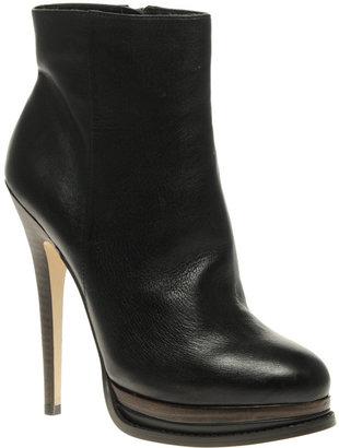 Aldo Gutirrez High Heeled Leather Ankle Boots
