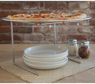 Charcoal Companion Pizza Stand + Serving Pan