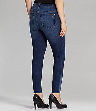 Jessica Simpson Woman Kiss Me Skinny Ankle Jeans