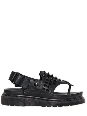 Dr. Martens 30mm Studded Leather Sandals