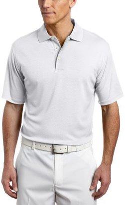 PGA Tour Men's Short Sleeve Poly Performance Golf Shirt