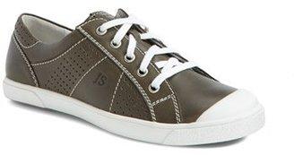 Women's Josef Seibel 'Lilo 13' Leather Sneaker $134.95 thestylecure.com