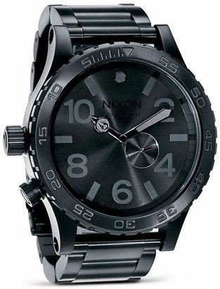 Nixon The 51-30 Chronograph Watch, 51.25mm $500 thestylecure.com