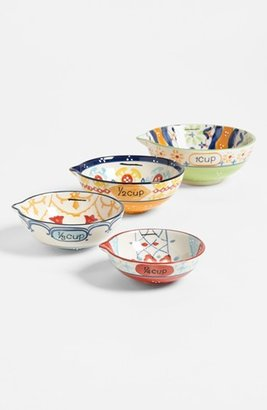 Signature Housewares Ceramic Measuring Cups (Set of 4)