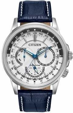 Citizen Mens Analog Calendrier Watch BU2020-02A