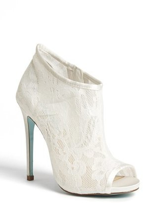 Betsey Johnson Blue by 'RSVP' Bootie