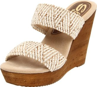 Sbicca Women's Tristan Wedge Sandal