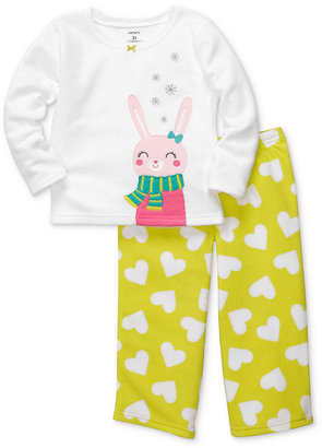 Carter's Little Girls' 2-Piece Pajamas