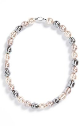 Majorica Women's 14Mm Baroque Pearl Necklace