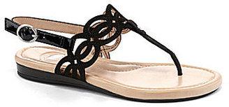 Nurture Seashell T-Strap Sandals