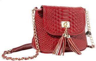 Big Buddha Latte PVC Handbag
