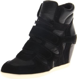 Ash Women's Bea Nappa Wedge Sneaker