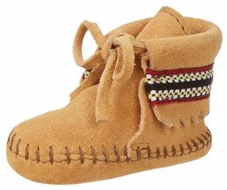 Minnetonka Braid Bootie (Infant/Toddler)