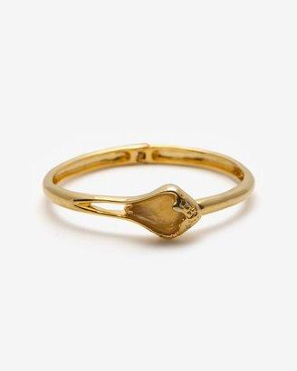 Alexis Bittar Liquid Gold Citrine Cuff