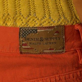 Denim & Supply Ralph Lauren Colored Vintage Cutoff Short