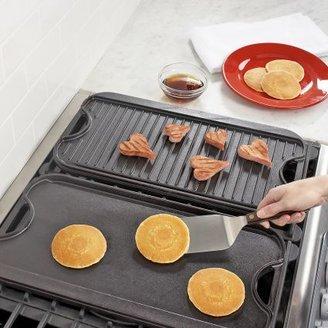 Lodge Rectangular Grill & Griddle Pan