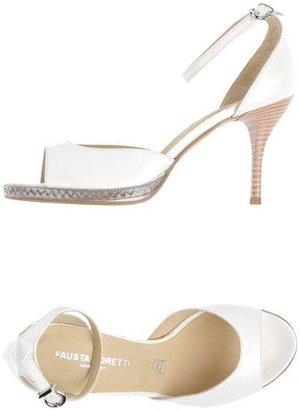 Fausta Moretti High-heeled sandals