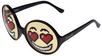 Linda Farrow Projects 'JSEmoticons' sunglasses