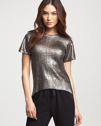 Kenneth Cole New York Mandy Metallic Sweater