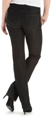Lee carina classic fit straight-leg jeans - women's