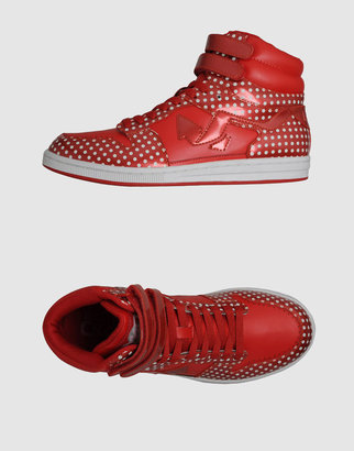 Mad Foot MAD MADFOOT! High-top sneaker