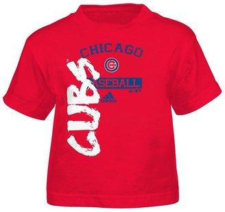 adidas chicago cubs tee - toddler