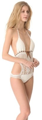 Lisa Maree Time Stands Still One Piece Swimsuit