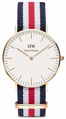 Daniel Wellington Classic Canterbury Watch, 36mm