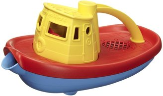 Green Toys [h1 Tugboat - Yellow[/h1]