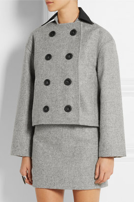 Atto Double-breasted wool jacket