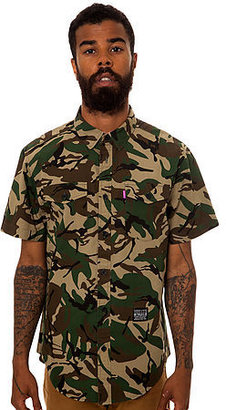 Camo Mishka The Paradise Jungle Buttondown Shirt