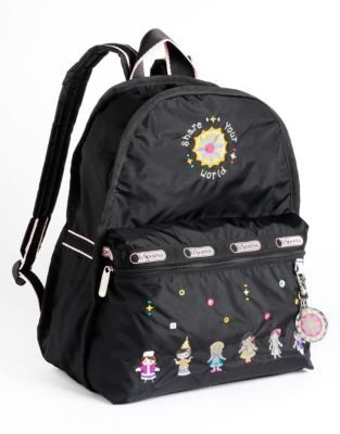 Le Sport Sac Plus Disney© It's A Small World Collection Basic Backpack