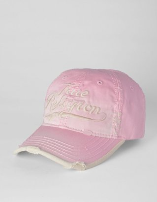 True Religion Girls True Baseball Cap