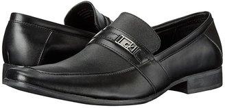 Calvin Klein Bartley (Black Diamond Leather) Men's Shoes