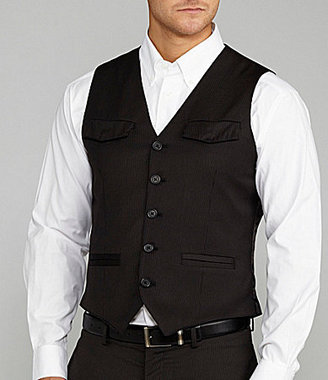 Kenneth Cole New York Welt Pocket Vest