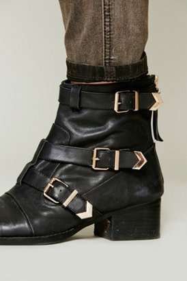 Jeffrey Campbell + Free People Shooting Arrow Ankle Boot