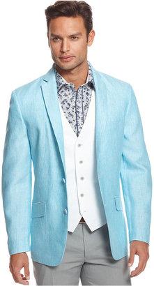 INC International Concepts Jacket, Albert Linen Sportcoat