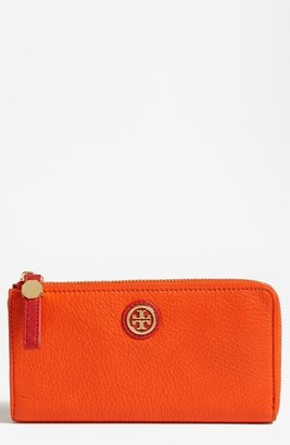 Tory Burch 'Clay' Continental Wallet