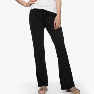 James Perse Knit Jersey Pajama Pant